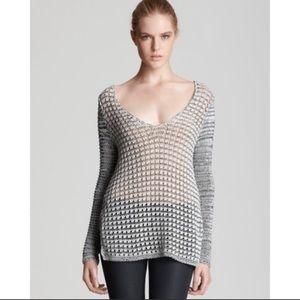 Helmut Lang Luminous Cord Sweater